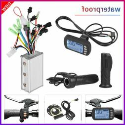 250/350W Brushless Motor Controller LCD Panel Equip for Elec