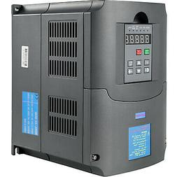 5HP 4KW 220VAC VFD VARIABLE FREQUENCY SINGLE PHASE DRIVE CON