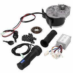 DIY Lightweight Brush Motor Electric Conversion Equip For E-