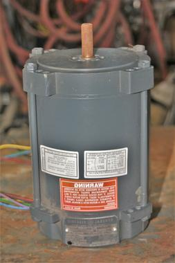 General Electric Explosion Proof Motor 5KH32LN164