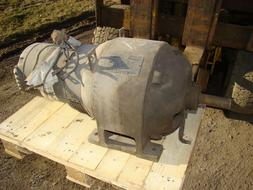 Vintage Generator General Electric A B Type Alternating Curr